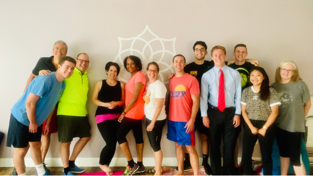 Corporate Wellness - Team Building